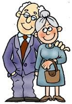 Risultati immagini per disegni nonni e nipoti