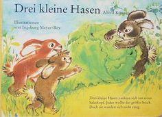 Drei kleine Hasen:lngeborg Meyer-Rey