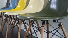 Restore old chairs, eames shell chair fiberglass restoration herman miller plastolux modern
