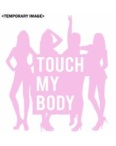 K2POP - 씨스타(SISTAR) - TOUCH & MOVE (2ND MINI ALBUM) + POSTER IN TUBE