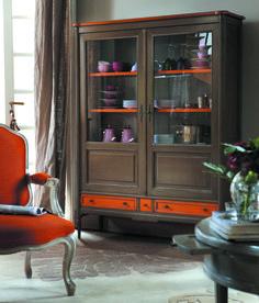 itrina Ermitage, Grange, lemn - revista Casa Lux China Cabinet, Interior Decorating, Storage, Furniture, Home Decor, French, Google, Purse Storage, Decoration Home