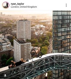 Bmx, United Kingdom, Skyscraper, Multi Story Building, The Unit, London, Skyscrapers, England, Bicycles