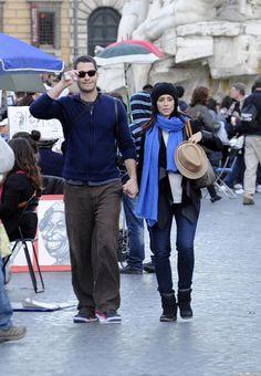 #JenniferLoveHewitt - Vacation in Europe.  May 2013