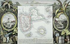 Colonies Francaises En Amérique: Guadeloupe, Marie-Galante, St Martin, La Désirade, Les Saintes