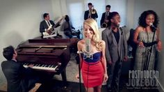 Amazing cover, Morgan James's voice is mind blowing! Postmodern Jukebox ft. Morgan James.  Maps (Vintage 1970's Soul - Maroon 5 Cover)