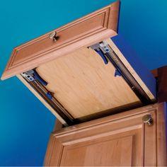 Luxury Cabinet Drawer Slides Undermount