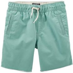Toddler Boy Pull-On Camp Shorts from OshKosh B'gosh. Shop clothing & accessories from a trusted name in kids, toddlers, and baby clothes. Old Navy Toddler Girl, Toddler Boy Outfits, Toddler Fashion, Toddler Boys, Boys Pants, Kids Shorts, Boy Shorts, Baby Swimsuit, Boys Swimwear