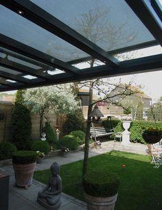 terrasoverkapping met zonwering - Google zoeken