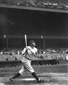 George H. Babe Ruth by  Retro Images Archive on Fine Art America Baseball Art, Baseball Players, Baseball Shoes, Baseball Jerseys, Babe Ruth, Equipo Milwaukee Brewers, Dh Lawrence, But Football, Game Day Quotes