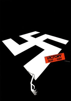 Victory/Shigeo Fukuda/1989 rise of darkness from the ash