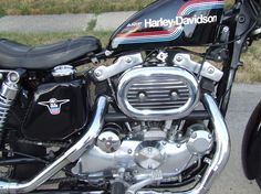 1970 xlch tank emblems/paint schemes - Harley Davidson Forums: Harley Davidson Motorcycle Forum