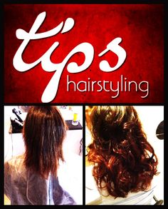 Haarverlening , Balmain Extensions!  Voor & Na www.tipshairstyling.nl