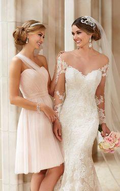 Vestido de novia :: Virtual Novia Book