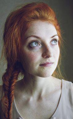 Sunny girl by Anastasia Khanipova