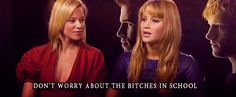 Pin for Later: 26 Reasons You and Jennifer Lawrence Would Actually Be BFFs She'll Teach You How to Handle Haters