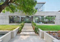 Residence in India by S A K Designs