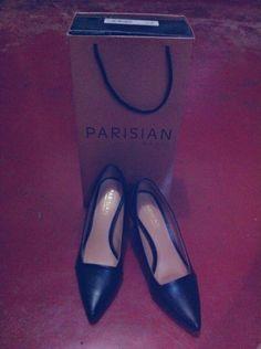 Parisian black