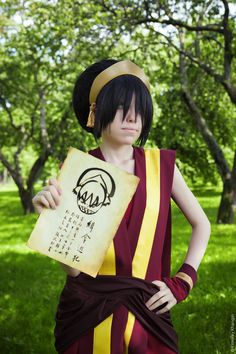 Toph Bei Fong, Book III of Avatar by *TophWei
