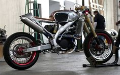Honda CRF Cross Cafe.
