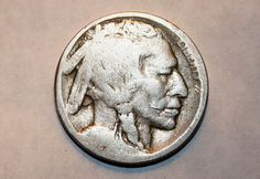 There are millions of no-date Buffalo nickels out there. They were not made that way -- so why are they dateless? Here's how to tell the real date of a dateless Buffalo nickel? Valuable Pennies, Rare Pennies, Valuable Coins, Old Coins Value, Penny Values, Rare Coins Worth Money, Old Money, Extra Money, Quick Money
