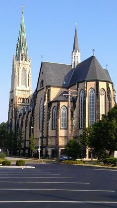 St. Peter & Paul Catholic church, St. Louis, Mo