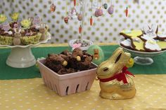 Lindt Golden Bunny Easter Party
