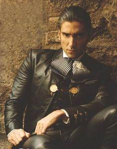 Alejandro Fernandez- Mexican ranchero singer with a gorgeous baritone voice.