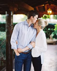 Cute engagement style pic