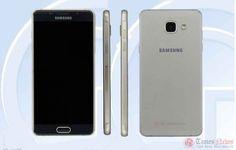 Samsung Galaxy A5 (2016) with 5.2-inch display passes through TENAA - GSMArena.com news