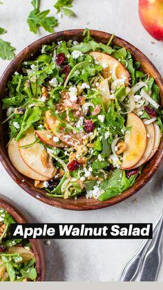 Best Salad Recipes, Healthy Salad Recipes, Whole Food Recipes, Cooking Recipes, Simple Salad Recipes, Summer Lunch Recipes, Healthy Summer Dinner Recipes, Best Summer Salads, Simple Salads