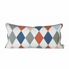 Harlequin cushion from Ferm Living