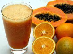 Esta dieta com a vitamina C que vamos falar, é de excelente resultado e com muita facilidade de fazer.