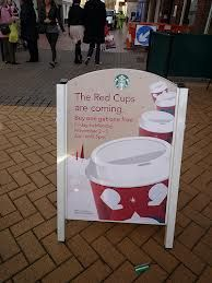 Starbucks Red cups 2013 - Google Search