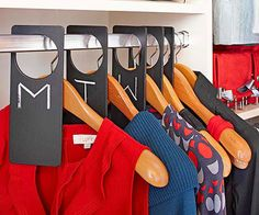 19 Genius Ways To Organize Your Closet And Drawers 0