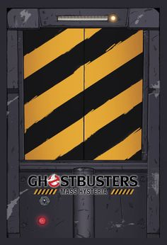 GHOSTBUSTERS MASS HYSTERIA HC
