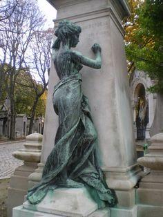 Père Lachaise, Paris cemetery