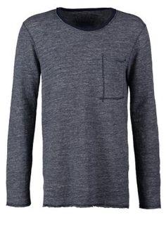 CLAY - Long sleeved top - blue Long Sleeve Tops, Clay, Sleeves, Mens Tops, T Shirt, Fashion, Clays, Supreme T Shirt, Moda