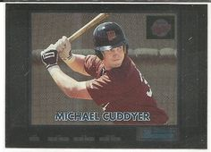 Michael Cuddyer 2000 Bowman Retro/Future Minnesota Twins Parallel Card 322 -- This is an Amazon Affiliate link. Continue to the product at the image link.