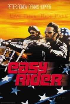 Easy Rider - Live Free Affiche