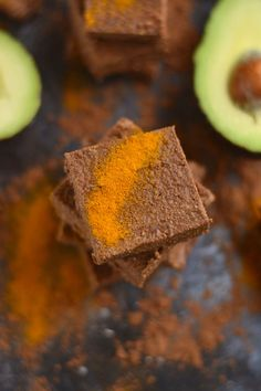 Fudgy Chocolate Avocado Brownies naturally sweetened and loaded with antioxidants. A delicious and healthy way to satisfy a sweet tooth! Vegan + Paleo + Gluten Free For the recipe, click here. Really nice recipes. Every hour. Show me what you cooked!