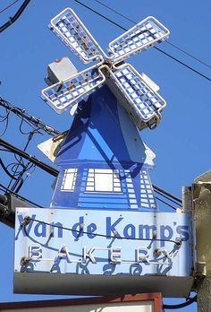 Van de Kamp's Restaurants