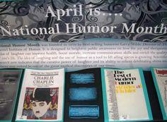 April 2008 Display - Weslaco Public Library