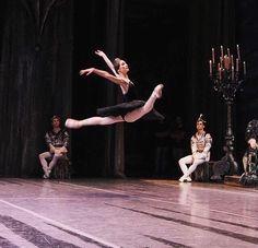 Svetlana Zakarova as Odile in Bolshoi Swan Lake