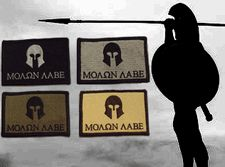 Gadsden and Culpeper collection of molon labe tactical patches that are custom embroidered and made in the USA. Hat Patches, Molon Labe, Tactical Patches, Morale Patch, Patch Design, Usa, Black, Black People, U.s. States