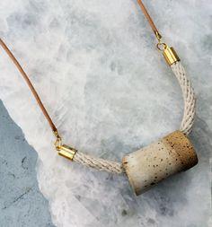 Image of Yokai Ceramic Necklace