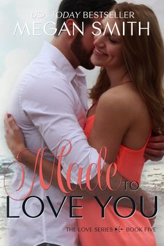 RED MOON...: #CoverReveal + #Giveaway - Made To Love You by Megan Smith