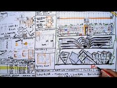 Fast Sketch - Low Rise Residential Complex - parking,stairs,elevators,MEP,Garbage chute,Elevations - YouTube