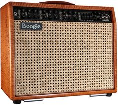 """90/45/10-watt 3-channel All-tube 1x12"""" Guitar Combo Amplifier with 5-band Graphic EQ, and Simul-Class Power"""