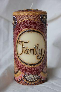 23 Best Festivals Images Henna Candles Henna Mehndi Candle Art