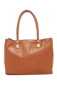 8c86836c1ac5 Image of Cole Haan Benson Large Leather Tote Christmas Shopping